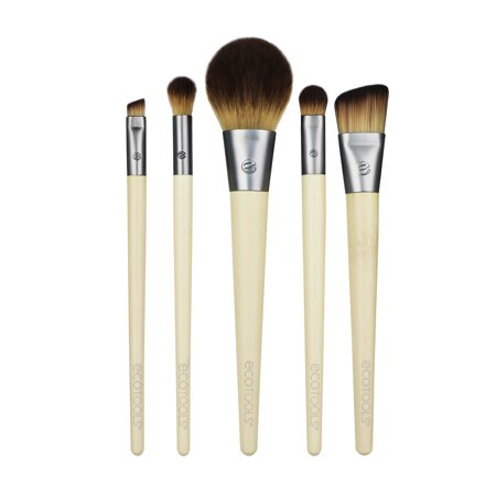 Ecotools Start The Day Beautifully Kit Makeup Brush Set](Halloween Makeup Bruises Cuts)