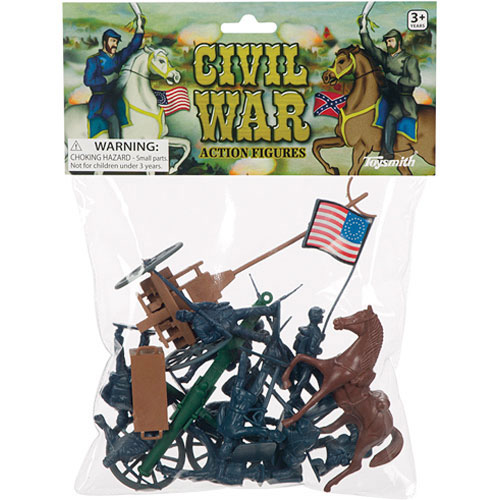 Toysmith - Civil War Figure Set - UNION