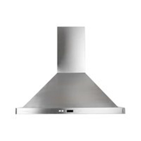 Cavaliere SV218B2-I30 - Hood - chimney - width: 36 in - depth: 20 in - extraction & recirculation