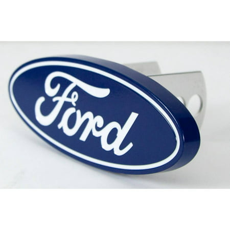 Ford Oval Hitch Cover (Plasticolor Ford Hitch Cover)