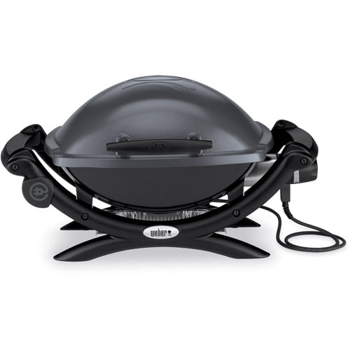 Weber Q1400 Electric Grill by Weber Stephen Products