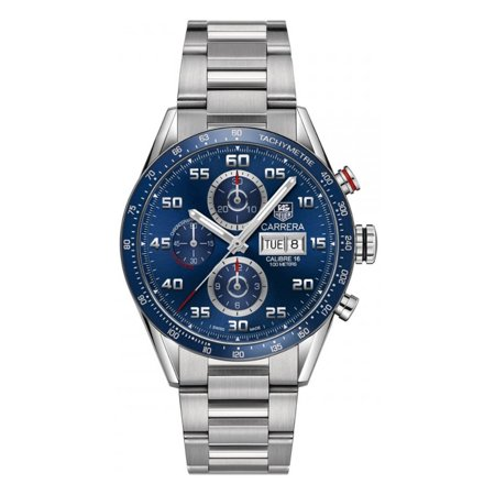 Tag Heuer Carrera Calibre 16 Day-Date Automatic Mens Watch (Tag Heuer Grand Carrera Sls Limited Edition Price)