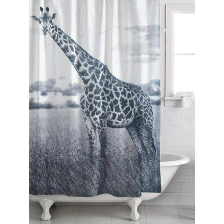 Zoomie Kids Klein Single Shower Curtain