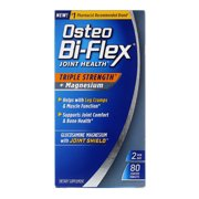 Osteo Bi-Flex Joint Health, Triple Strength and Magnesium Coated Tablets, 80 Ea