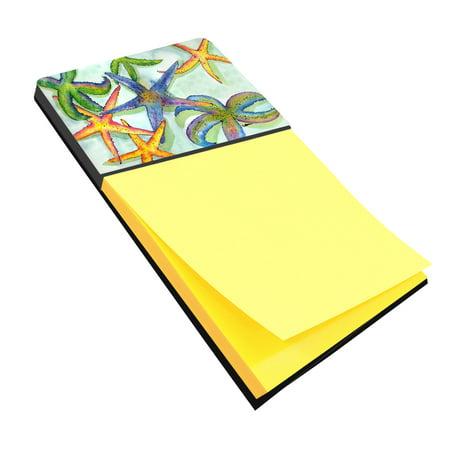 Starfish Refiillable Sticky Note Holder or Postit Note Dispenser 8542SN