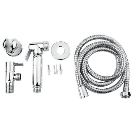 Lv. life Multi-purpose Bathroom Handheld Bidet Toilet Sprayer Kit Optimal Personal Hygiene Shower Set, Sprayer Kit, Toilet Sprayers Ada Bidet Set
