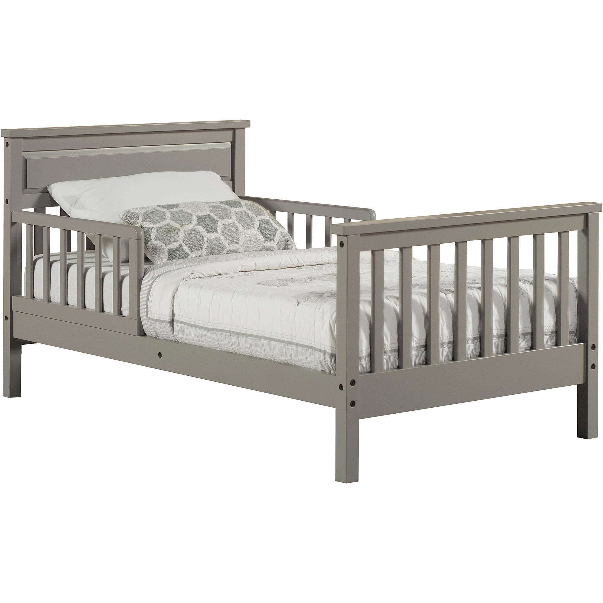 Baby Relax Haven Toddler Bed, Gray