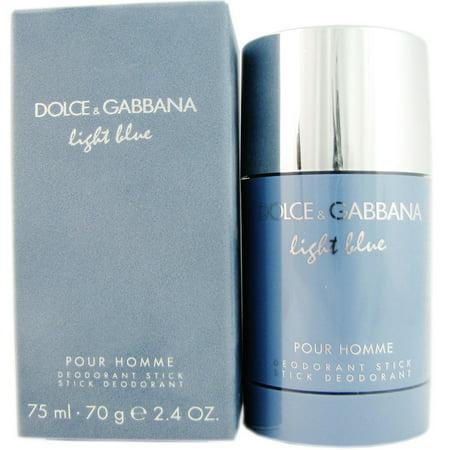 Dolce & Gabbana Light Blue for Men 2.4 oz Deodorant Stick