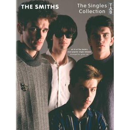 The Smiths: The Singles Collection (Guitar TAB) - eBook