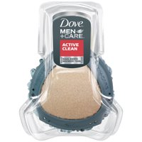 Dove Men+Care Shower Tool, Dual Sided Body Scrubber and Loofah