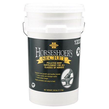 Farnam Companies Inc-Horseshoer's Secret Pelleted Supplement For Horses 38 Pound