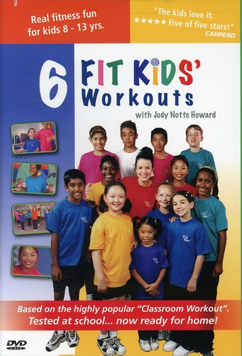 6 Kids Fitness Workouts Fit Kids by BAYVIEW FILMS