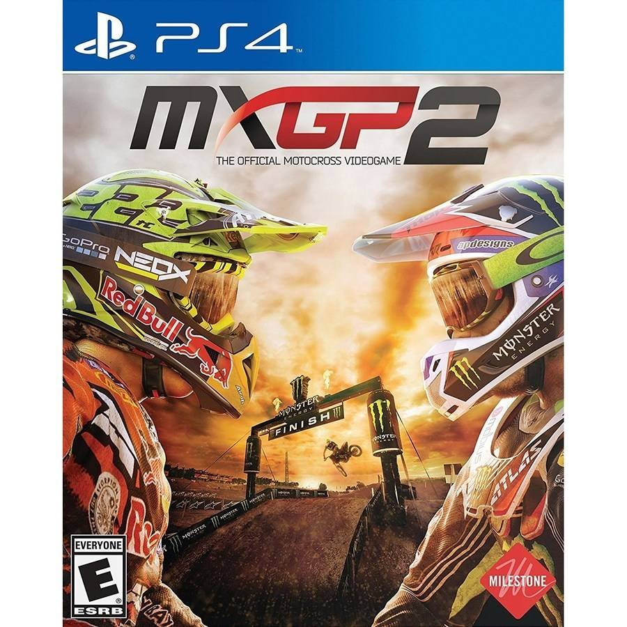 MXGP 2 - Pre-Owned (PS4)