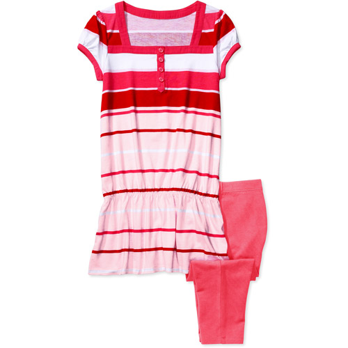 Tunic Faded glory striped