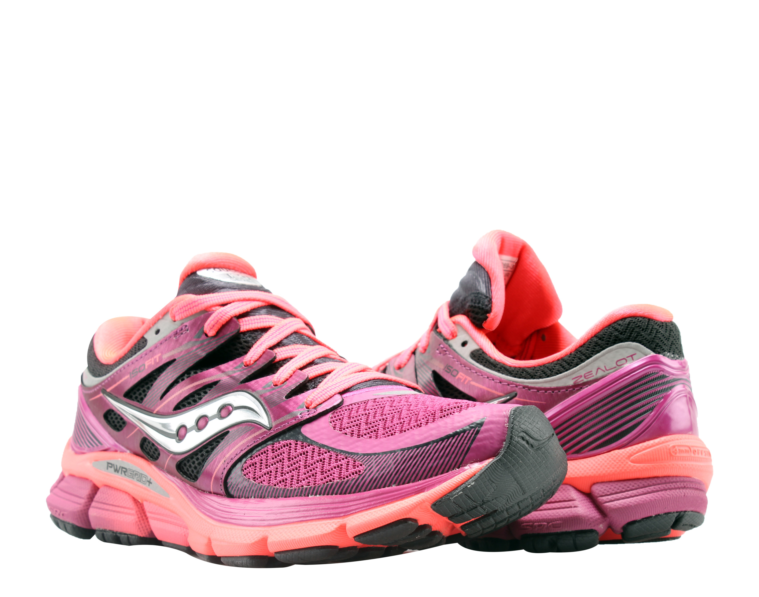 Saucony Women's Zealot ISO Running Shoe by saucony
