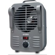 Optimus Portable Utility Heater with Thermostat, Mid Size
