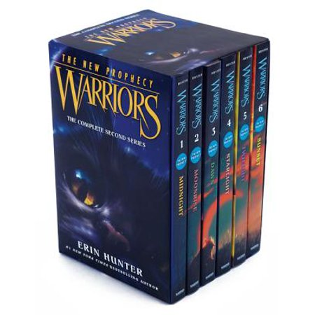 Warriors: The New Prophecy Set : The Complete Second Series - Warrior Corset