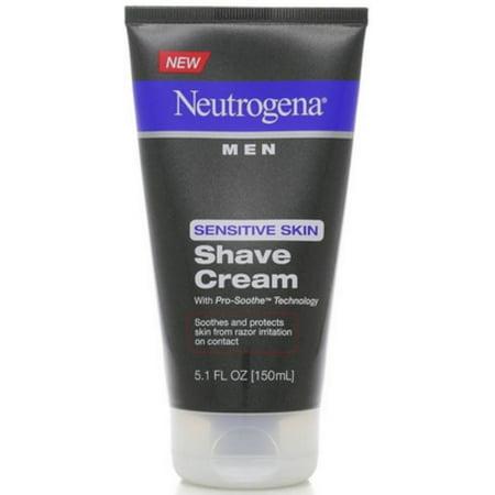 peau sensible Crème de rasage 510 oz (pack de 2)