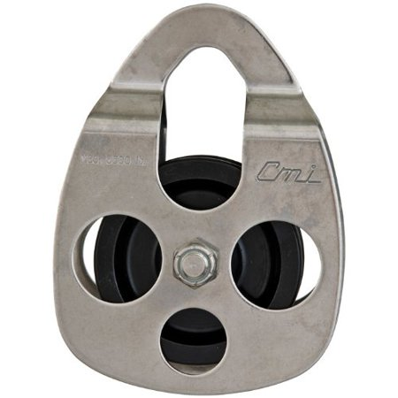 CMI Cable-Able Pulley - 2 38 Sides BlueStainless Steel - image 1 de 1