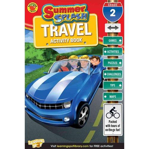 Summer Splash Travel, Grade 2