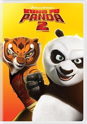 Kung Fu Panda 2 Dvd Walmart Com Walmart Com