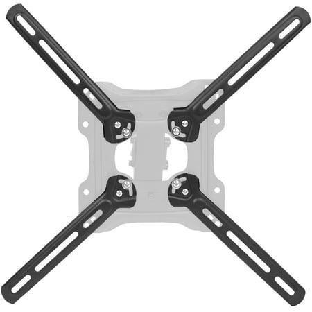 VIVO Steel VESA Mount Adapter Plates for LCD Screens   Conversion Kit for VESA 400x400 (MOUNT-AD4X4)