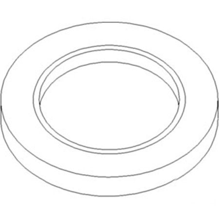 70218284 New Rear Axle Seal Made To Fit Allis Chalmers
