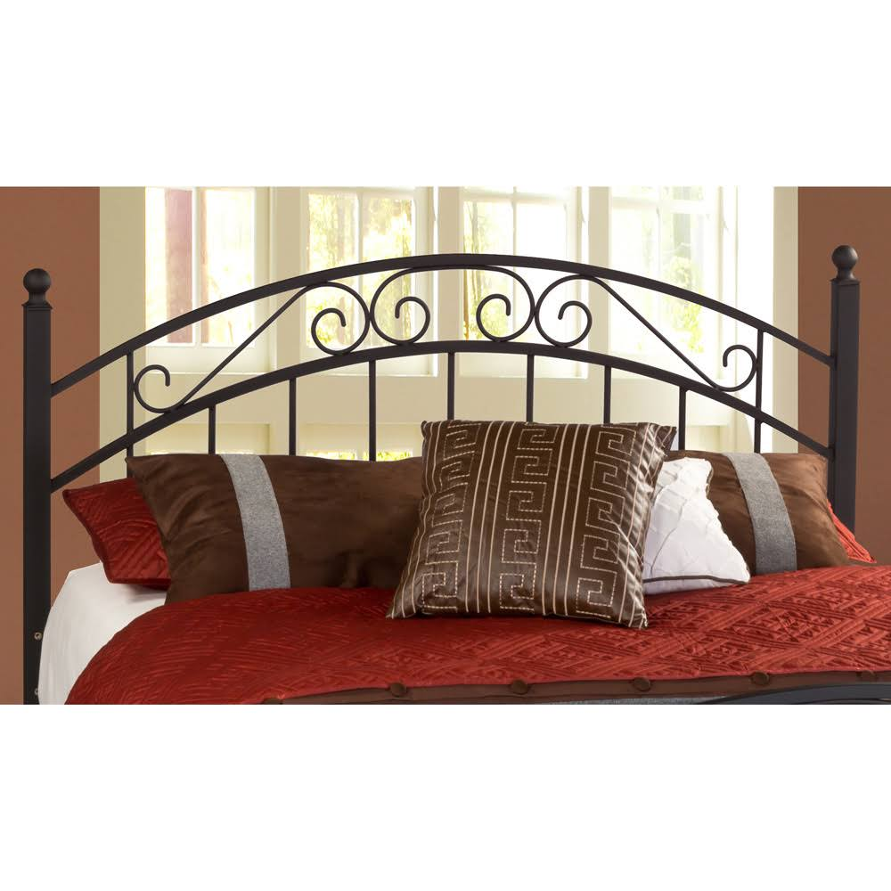 Twin Bed Metal Headboards Walmart Com