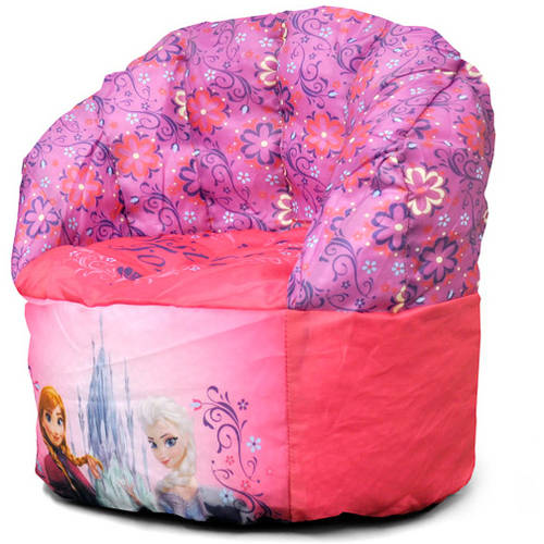 Bean Bag Chair (Your Choice of Character) with Room Accessory