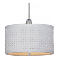 ET2 Lighting-E95050-100SN-Elements - One Light Rapid Jack Pendant