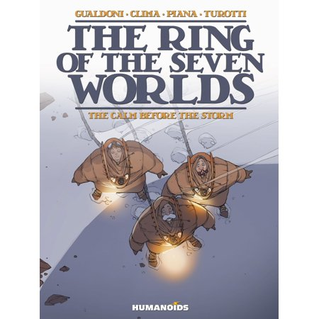 The Ring of the Seven Worlds #1 : The Calm Before the Storm - (Kd 7 Release Date Calm Before The Storm)