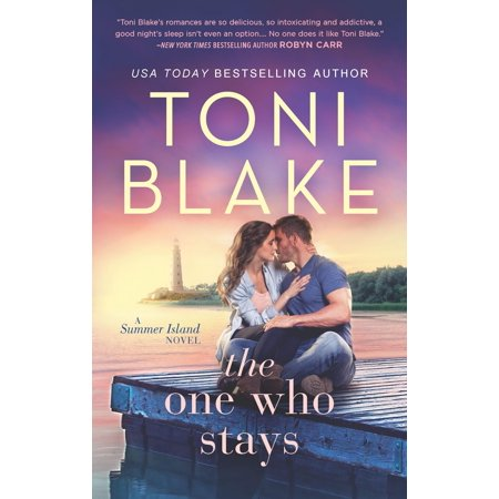 Summer Island: The One Who Stays (Paperback)