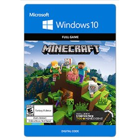 Minecraft Starter Collection Microsoft Xbox Digital Download Walmart Com Walmart Com