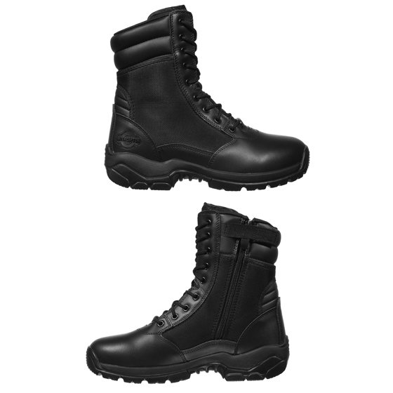 e9d7fd67723 Interceptor Men's Kentin Zippered Tactical Work Boots, Black
