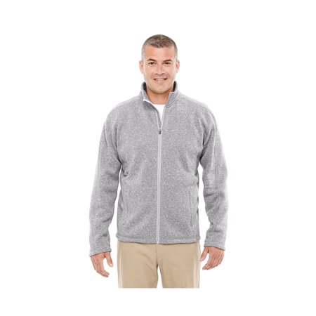 Jones Zip - Devon & Jones Mens Bristol Full Zip Sweater Fleece Jacket, Style DG793