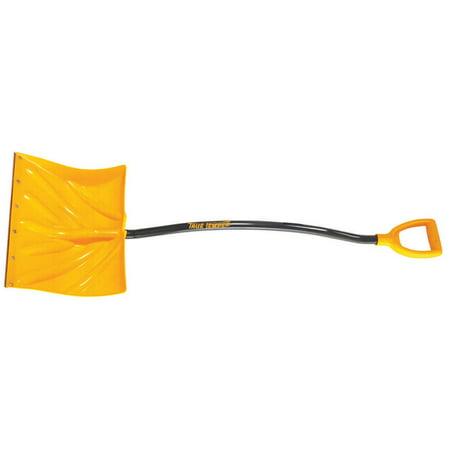 Ames True Temper 1603400 Mountain Mover Snow Shovels, Combo-Ergonomic, 18 Inch Blade