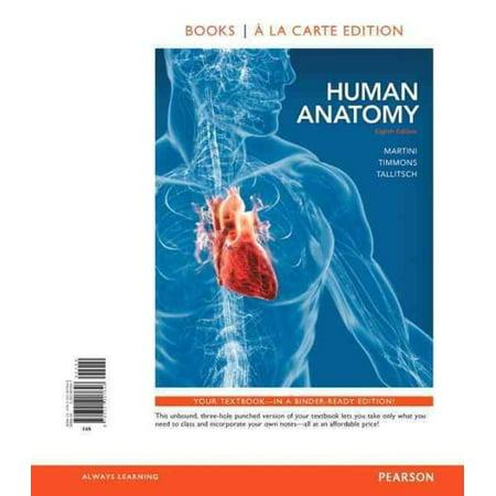 Human Anatomy + Mastering AP - Walmart.com