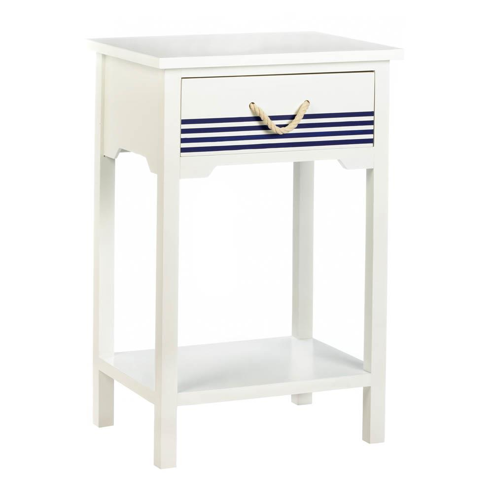 Accent Plus Nautical Accent Table by