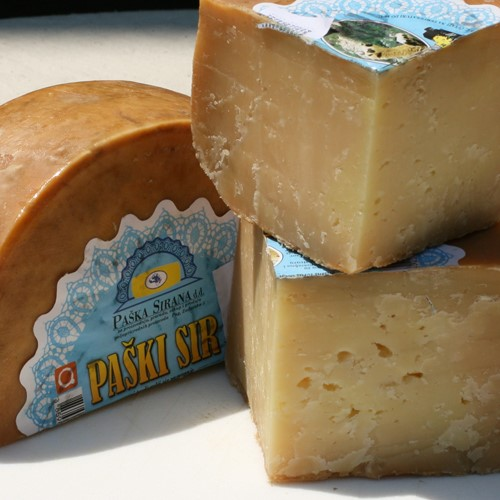 Paski Sir (Pag Island Cheese) (7.5 ounce)