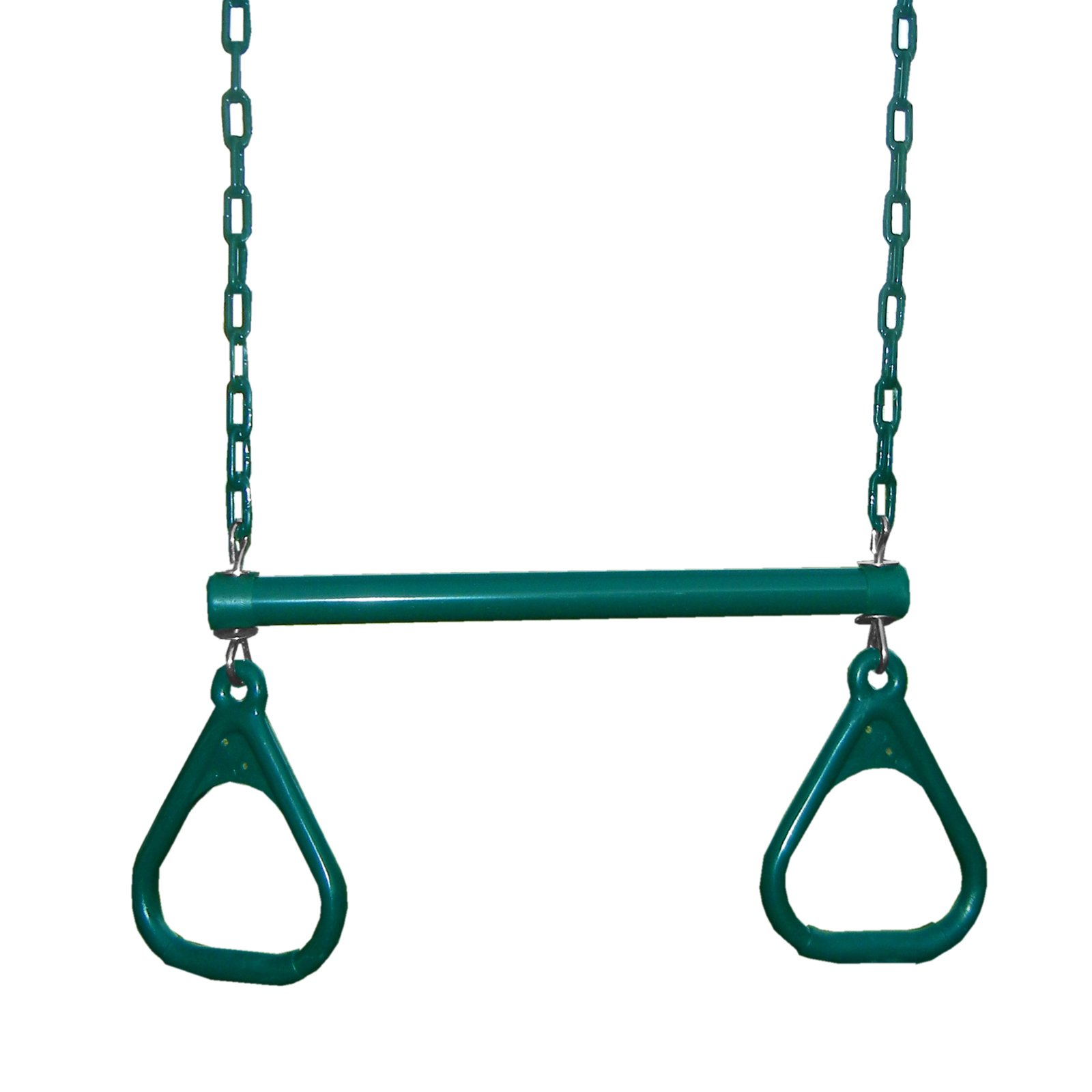 Swing-N-Slide Heavy Duty Ring and Trapeze Combo