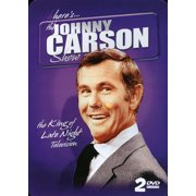 Carson Johnny: Johnny Carson by Timeless Media Group