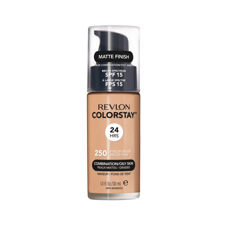 Revlon ColorStay Makeup for Combination/Oily Skin SPF 15, Fresh Beige](Ripped Skin Halloween Makeup)
