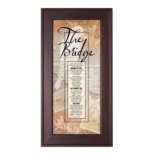 The James Lawrence Company The Bridge Framed Graphic Art