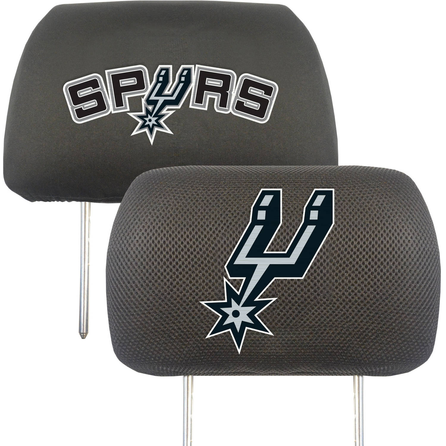 NBA San Antonio Spurs Headrest Covers