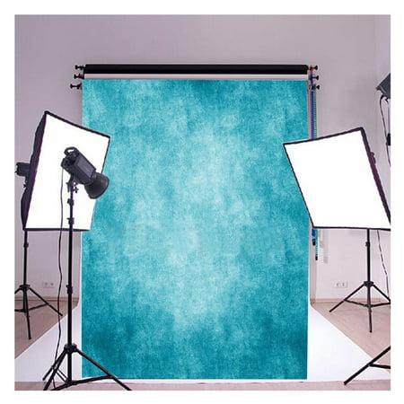 GreenDecor Polyster Romantic Blue Sea Studio Photo Photography Background Studio Backdrop Studio Props best for Personal Photo, Wall Decor, Baby, Wedding