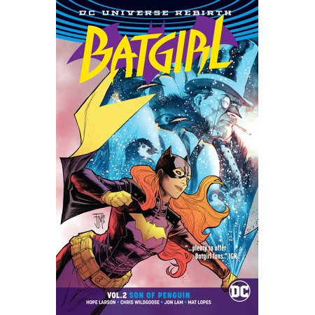 - Batgirl Vol. 2: Son of Penguin (Rebirth)