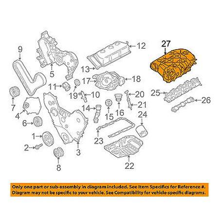 CHRYSLER OEM-Intake Manifold Plenum 68049742AB ()