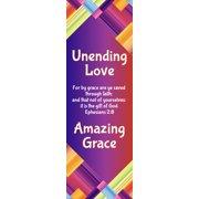Banner-Amazing Grace (2'x6')(Indoor)