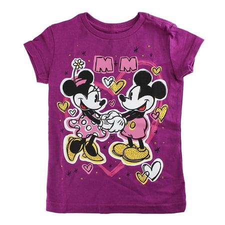 381b7bbfa Disney Store - Disney Store Girls Mickey & Minnie Mouse