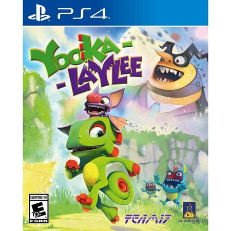 Yooka-Laylee(PS4)
